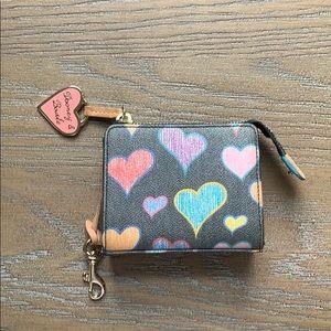 Dooney and Bourke Mini Wallet